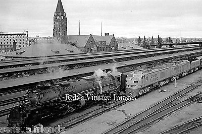 Union Pacific Photo BIG Boy 4011 Turbine Locomotive Railroad print UP train