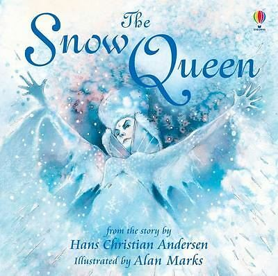 The Snow Queen (Usborne Picture Books) by Alan Marks (PB)