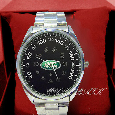 New Land Rover Discovery Speedometer Metal Watch