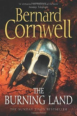 NEW - The Burning Land The Last Kingdom Series, Book 5 ((PB)) ISBN0007219768