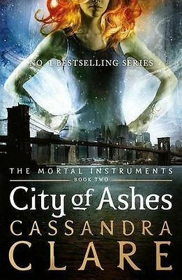 NEW - City of Ashes The Mortal Instruments, Book 2 (Paperback) ISBN1406307637