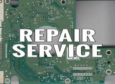 Repair For  WD10JMVW-11AJGS0, 771961-F01 AE, WD USB 2.5 PCB