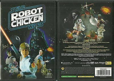 Rare / Dvd - Star Wars 1 I : Robot Chicken / Comme Neuf -  Like New