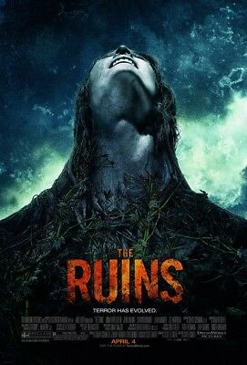 THE RUINS MOVIE POSTER 2 Sided ORIGINAL FINAL 27x40