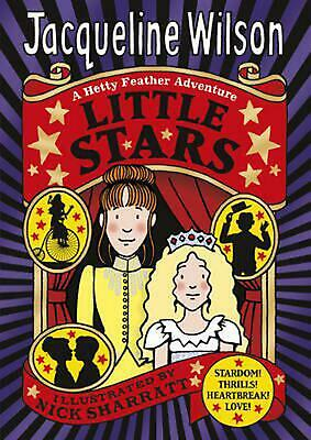 Little Stars by Jacqueline Wilson Paperback Book Free Shipping!