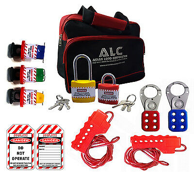 Lock out Tag out - LOTO Kit
