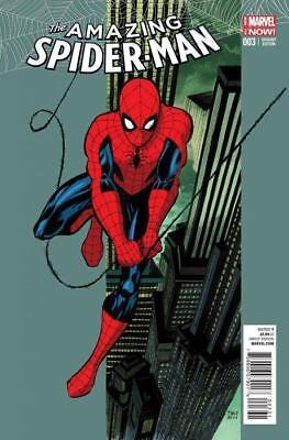 Amazing Spider-Man #3 1:25 Variant Cover by Tim Sale (Vol 3)