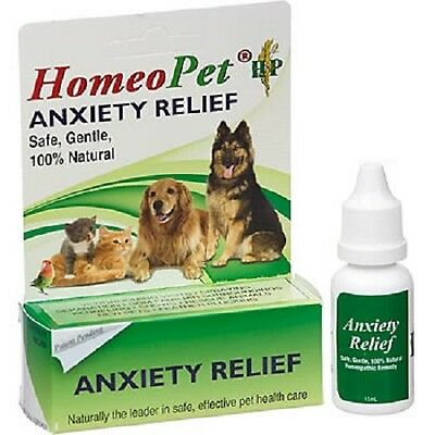 Homeopet Anxiety Relief 15ml. Premium Service. Fast Dispatch.