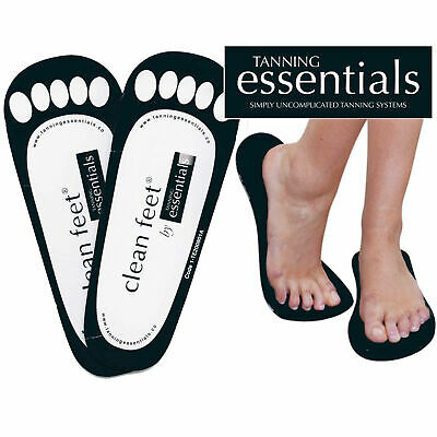 50 Pairs Foam Sticky Feet - Tanning, Spa, Salon, Hygene Products