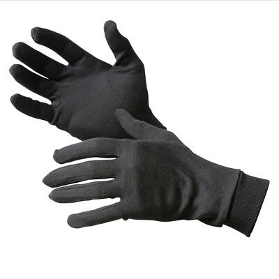 Pure Silk Liner Inner Gloves Ski Under Glove Motorcycle Skiing Cycling XL