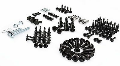 Complete Screw Set / Kit Screws Fairing Bolts Piaggio Nrg Power - 125 Parts New