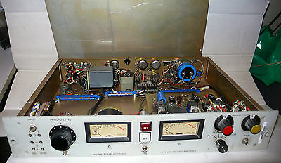 Preampli/amplifier Enregistrement Studio Cinema 16/35 Mm Magna-Tech 68C Vintage