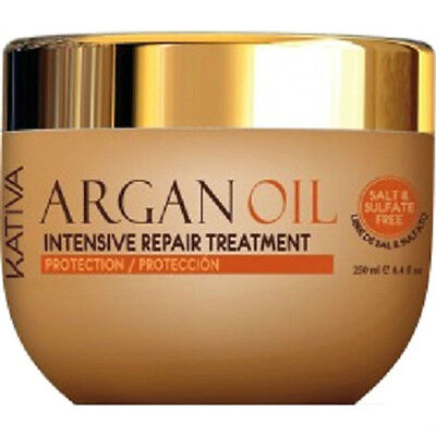 Kativa  Argan Oil Intensive Repair Treatment Mask 250 ml / 8.45 fl.oz.