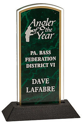 Custom Personalized Engraved Award 3 x 7 Wall Plaque Plaques Logo Text Design