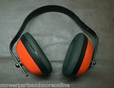 ADJUSTABLE MULTI FIT OVER HEAD EAR MUFF SET 28db NOISE REDUCTION