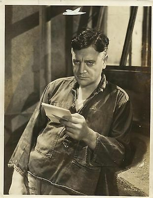 "RICHARD DIX in ""His Greatest Gamble"" Original Vintage Photo 1934"