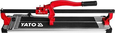 Yato professional heavy duty tile cutter 600mm, 45 degrees cutting YT-3707