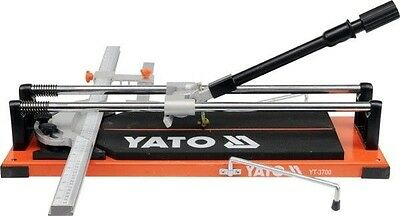 Yato professional heavy duty tile cutter 700mm, 45 degrees cutting YT-3702