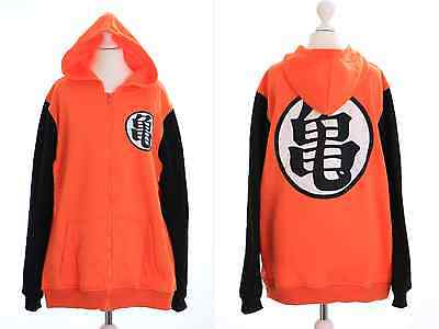TA-13 Dragonball Son Goku Kapuzen orange Sweatshirt Pullover Hoodie Cosplay
