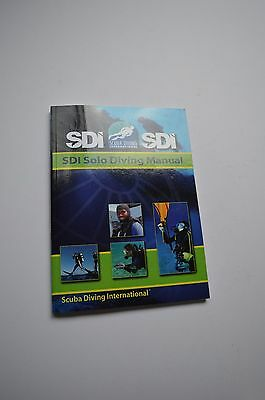 SDI Solo Scuba Diver Manual