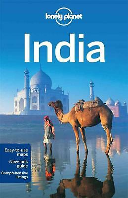 Lonely Planet India by Lonely Planet Paperback Book (English)