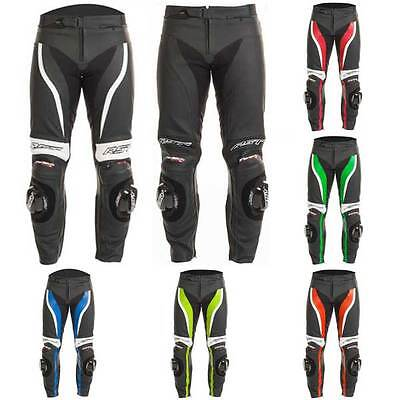 RST Tractech Evo II 2 Leather Motorcycle Bike Trousers | All Colours & Sizes