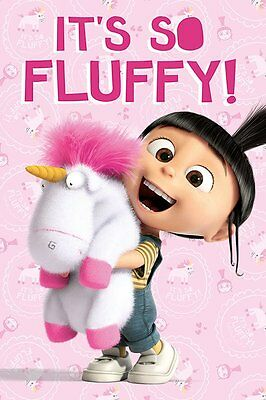 Despicable Me (It's So Fluffy) - Maxi Poster 61cm x 91.5cm PP33767 - 28