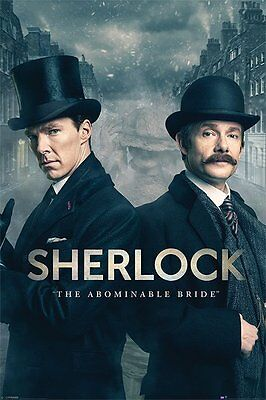 Sherlock (The Abominable Bride) - Maxi Poster 61cm x 91.5cm PP33746 - 420