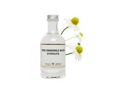 NATURAL TONER & BODY MIST Chamomile Water - Cleansing, fortifying and calming