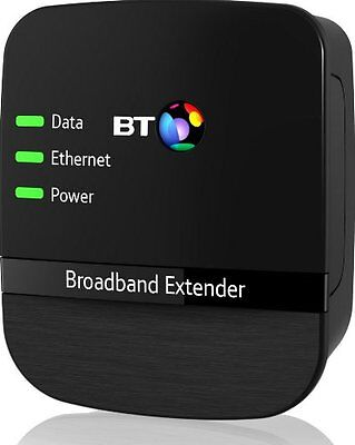 BT Broadband Signal Internet Home Network Connection Booster WiFi Extender Range