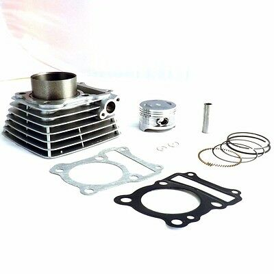 125cc-150cc Big Bore Barrel Cylinder Piston Upgrade Kit SUZUKI GS125 GN125 EN125