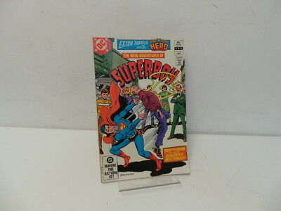 The New Adventures of Superboy Comic # 37