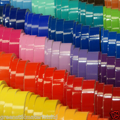 10 Metre Coloured Self Adhesive Vinyl Craft Tapes - Pinstripes Coach Line Tape