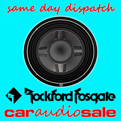 "Rockford Fosgate P3Sd2-12 12 Inch 800 Watt Car Subwoofer 12"" Shallow Dual 2 Ohm"