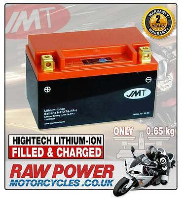 Kymco Like 50 2T 2010- 2015 JMT Lithium Ion Battery YTX7A-FP