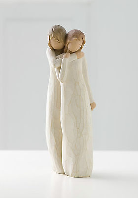 Willow Tree - Chrysalis, 26153, Figure of Mother with Daughter