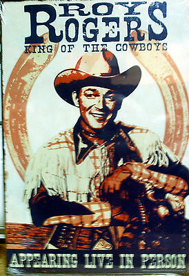 Roy Rogers Reproduction Sign
