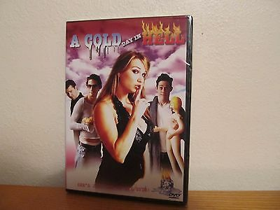 A COLD DAY IN HELL  NEW  SEALED  DVD - I combine shipping
