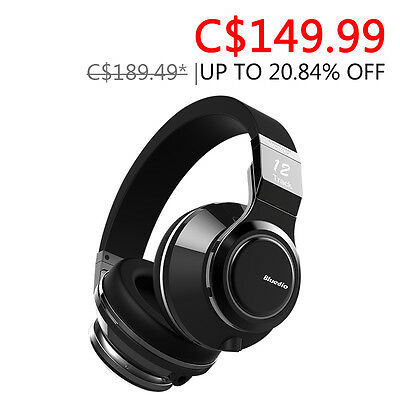 Bluedio V(Victory)  Wireless Headsets PPS12 Drivers  Bluetooth4.1 Headphones BLK