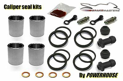 Honda ST1100 Pan European front brake caliper piston & seal repair kit 1998 1999