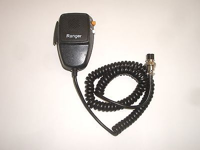 RANGER 6 PIN DYNAMIC REPLACEMENT HAND MICROPHONE w/ UP/DWN CNTL FOR RCI 2950