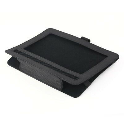 "Car Headrest Mount for 8"" / 9"" / 9.5"" Portable DVD Player Holder Bag Black"