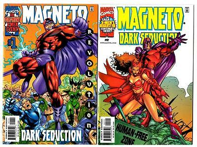 Magneto: Dark Seduction #1-4 (2000) Marvel VF/NM to NM-
