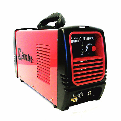 Simadre Plasma Cutter 50Rx Portable 50 Amp with SG-55 Torch 110/220V