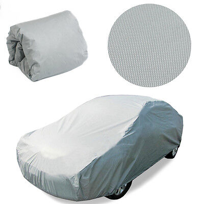 XXL Large Universal Full-size Car Cover Water Resistant UV Protection Dust Sun