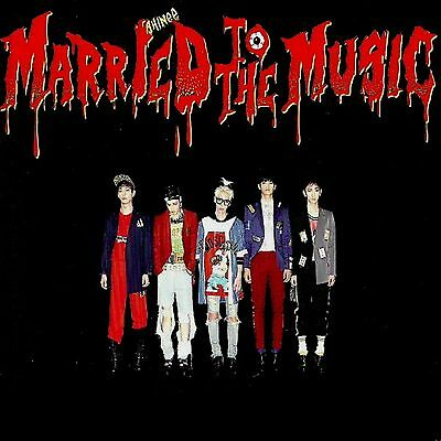 K-POP SHINEE 4th Repackage Album [Married To The Music] CD+Photobook+Photocard