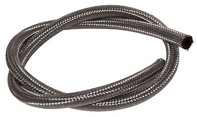 Braided Hose Stainless Steel Fuel Line & Oil Line Replacement Hose 10Ft Roll