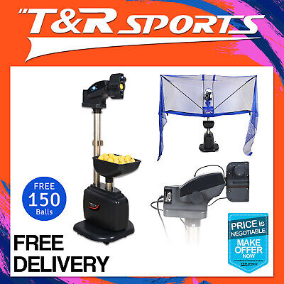 Ipong Pro Wired Indoor Table Tennis Robot / Trainer Free Au Delivery