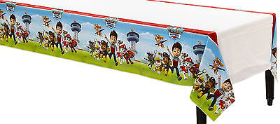 Party Supplies Birthday Decorations Boys Paw Patrol Table cover Tablecloth