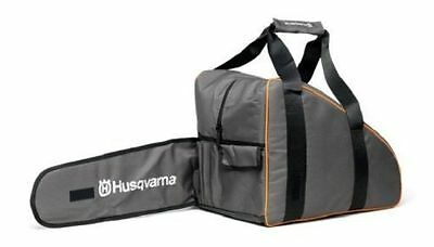 Husqvarna Chainsaw Bag / Carry Case Protective Holdall Chain Saw Box 576859101